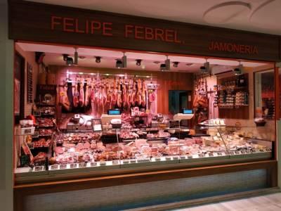 Charcutería Felipe Febrel
